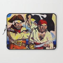 Treasure Island Laptop Sleeve