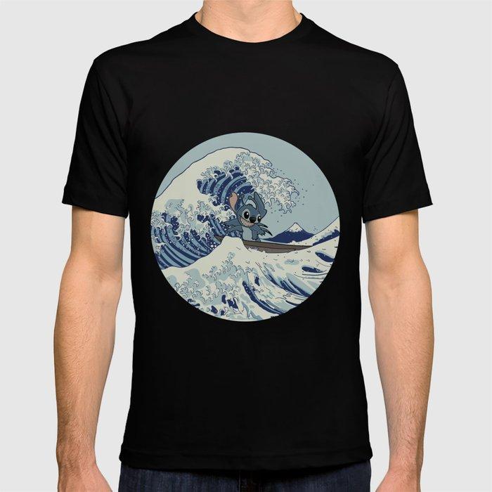 Alien Roller Coaster Rider T-shirt