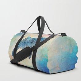 Baby Whale Duffle Bag