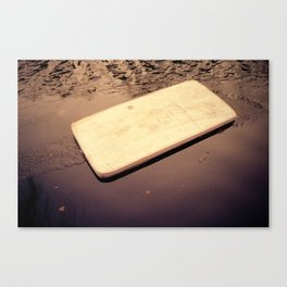 mattresses (yea but does it float) Canvas Print
