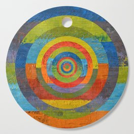Full Circle Cutting Board