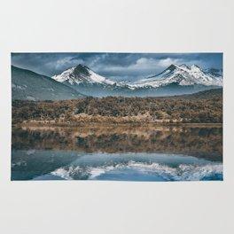 Snow Peaks Rug