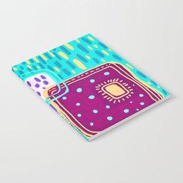 Pop Abstract Notebook