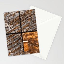 Petrified Window Stationery Cards