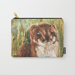 Weasel Very little weasel Carry-All Pouch