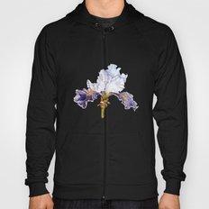 Purple Iris Hoody