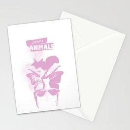 UA UrbanAnimals Stationery Cards