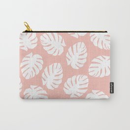 Tropics White Carry-All Pouch