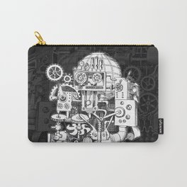 Hungry Gears Carry-All Pouch