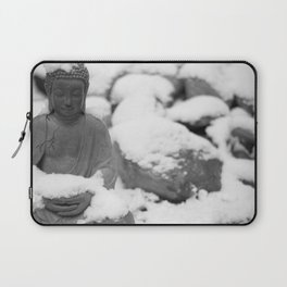 Buddha in Himalaya Laptop Sleeve