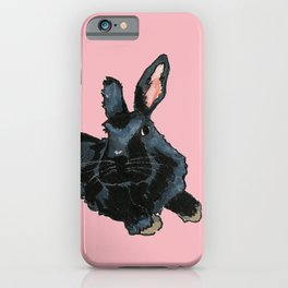 Ben Solo the Rabbit iPhone Case