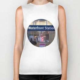 Waterfront Station Biker Tank
