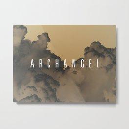 ARCHANGEL Metal Print