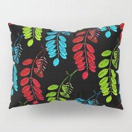 Red, Green and Blue Black Locust Pillow Sham