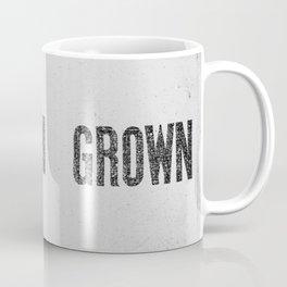 NORTHERN GROWN  White  Coffee Mug
