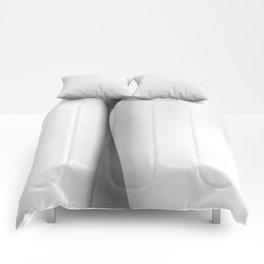 Two Women. Minimalist hug Comforters