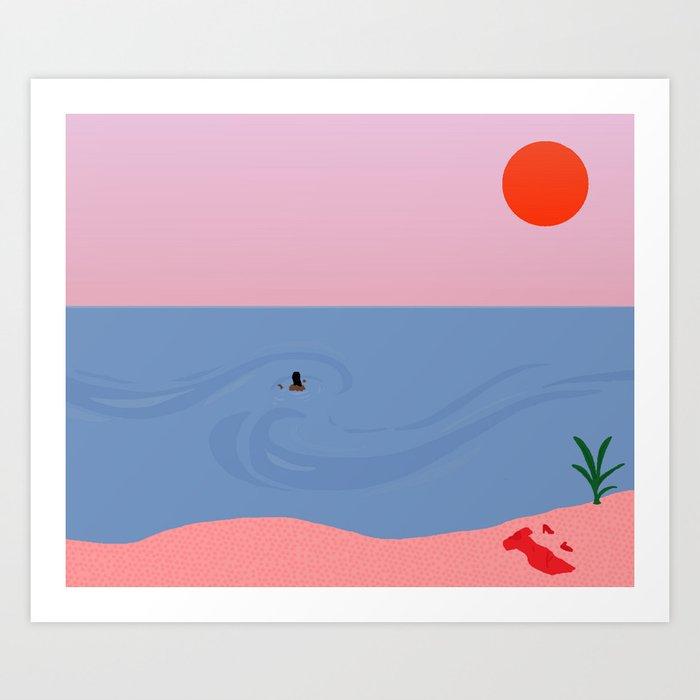 Swell // Farewell Kunstdrucke