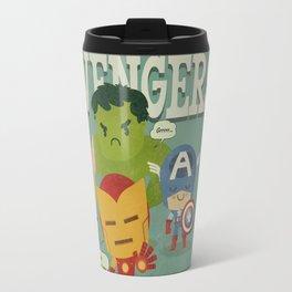 avengers fan art Travel Mug