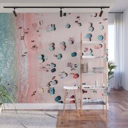 Ocean Print, Beach Print, Wall Decor, Aerial Beach Print, Beach Photography, Bondi Beach Print Wall Mural