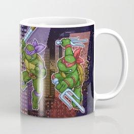 Mutant Ninja Turtle Teenagers Coffee Mug