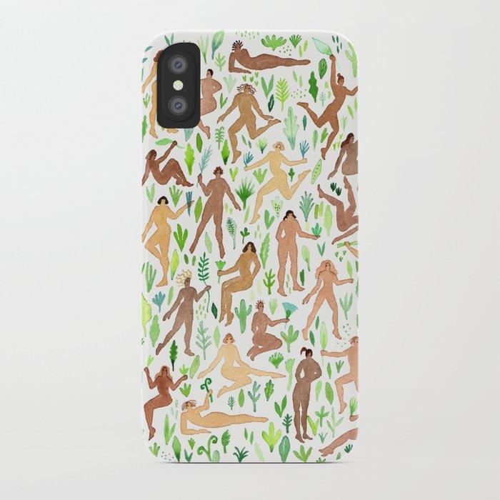 Sacred Femmes iPhone Case