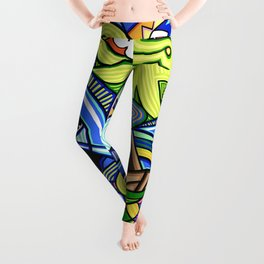 Out to Sea Leggings