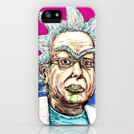Bernie Sanchez iPhone Case
