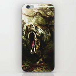 The Jurassic Era iPhone Skin