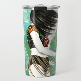 Banana tree I Travel Mug