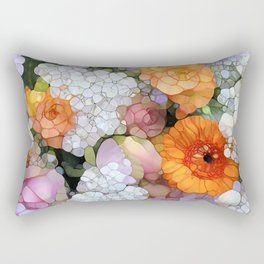 Joy is not in Things, it is in Us! Rectangular Pillow