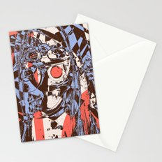 Modern Macabre Stationery Cards