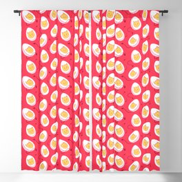 Deviled Eggs Blackout Curtain