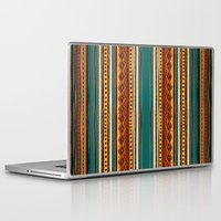 tribal Laptop & iPad Skins featuring Tribal by Klara Acel