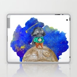 Little Sith Prince / Le Petit Prince Laptop & iPad Skin