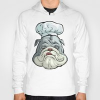 chef Hoodies featuring Chef by Keyspice