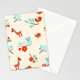 Children Decor Stationery Cards