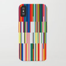 National Colors iPhone X Slim Case