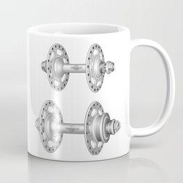 Campagnolo Record Pista Track Hubs Coffee Mug