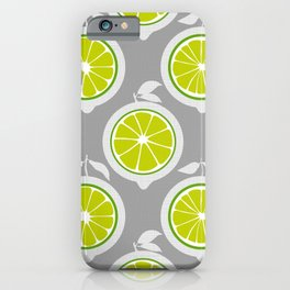 Lime Mod iPhone Case
