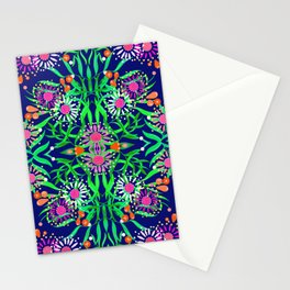 Abstract gumtree Stationery Cards