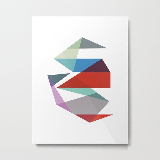 Shapes 015 Metal Print