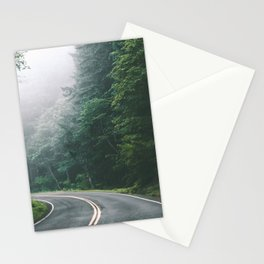 Through The Tunnel Stationery Cards
