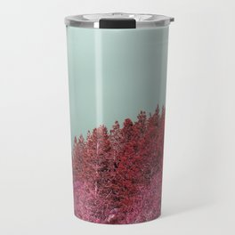 Pink Norway - The Forest Travel Mug