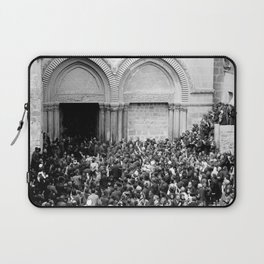 Church of the Holy Sepulchre Laptop Sleeve