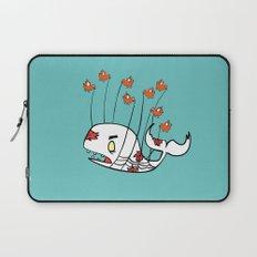 Zombie Whale Laptop Sleeve