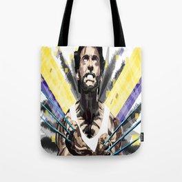 Hero by adamantium claws Tote Bag