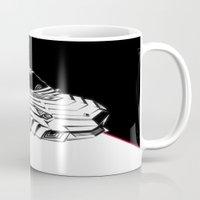 lamborghini Mugs featuring ///Lamborghini NuReventón XREEM\\\ by NurRahman