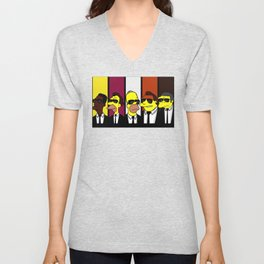 Reservoir Simpsons Unisex V-Neck
