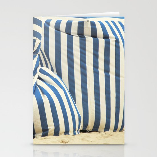 In The Beach Stationery Cards