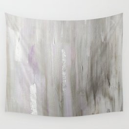 Lavender & Silver Wall Tapestry